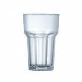BBP Polycarbonate Frosted Glasses 10oz