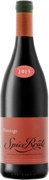 Spice Route - Pinotage 2018 (75cl Bottle)