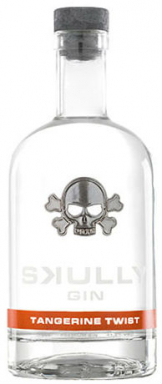 Skully - Tangerine Twist Gin (70cl Bottle)