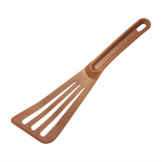 Mercer Culinary Hells Tools Slotted Spatula Brown 12""