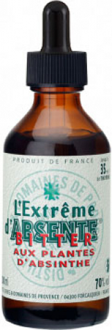 Distilleries Provence - Extreme d'Absente (10cl Bottle)