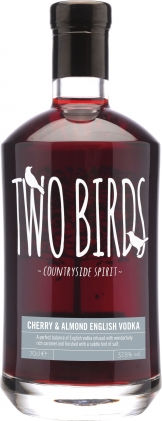 Two Birds - Cherry And Almond Vodka (70cl Bottle)