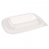 Fastpac Small Rectangular Food Container Lids 500ml / 17oz