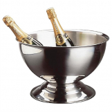 APS Stainless Steel Wine And Champagne Bowl