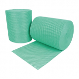 EcoTech Envirolite Super Antibacterial Cleaning Cloths Green (Roll of 2 x 500) (Pack of 500)