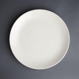 Olympia Ivory Coupe plate 280mm (Pack of 6)