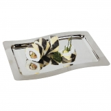 APS Stainless Steel Service Display Tray 285mm