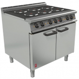 Falcon Dominator Plus 6 Hotplate Oven Range E3101