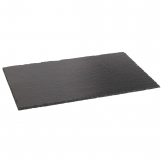 Olympia Natural Slate Boards GN 1/4 (Pack of 2)