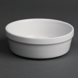 Olympia Whiteware Round Pie Bowls 119mm (Pack of 6)