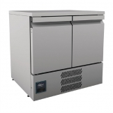 Williams Aztra Double Door Undercounter Freezer 234Ltr LAZ10CT-SA