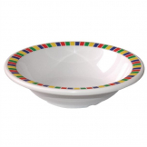 Kristallon Fairground Melamine Bowls 150mm (Pack of 12)