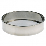 Tellier Stainless Steel Sifter 30cm