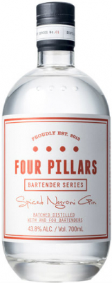 Small Image of Four Pillars - Spiced Negroni
