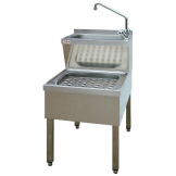 Basix Stainless Steel Janitorial Sink