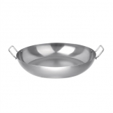 Vogue Carbon Steel Paella Pan 400mm