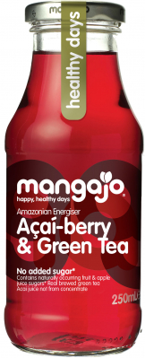 Image of Mangajo - Acai Berry & Green Tea