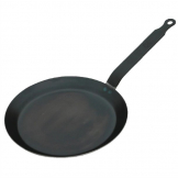De Buyer Black Iron Crepe Pan 200mm