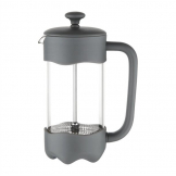 Olympia Contemporary Cafetiere Grey 3 Cup