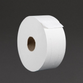 Jantex Jumbo Toilet Paper 2-Ply 300m (Pack of 6)