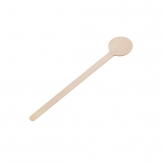 Fiesta Green Biodegradable Wooden Cocktail Stirrers 100mm (Pack of 100)