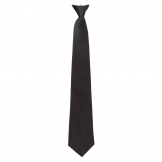 Clip On Tie Black