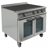 Falcon Dominator Plus Electric Oven Range on Castors E3101 OTC 3HP