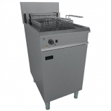Falcon Chieftain Single Tank Twin Basket Free Standing Electric Fryer E1838