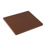 Hygiplas Gastronorm 1/2 Brown Chopping Board