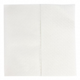 Jantex White Airlaid Hand Towels 1Ply (Pack of 1200)