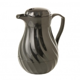 Kinox Insulated Coffee Jug Black 1.8Ltr