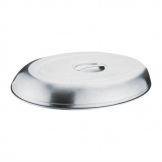 Olympia Oval Vegetable Dish Lid 455 x 290mm