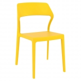 Snow Side Chair - Yellow