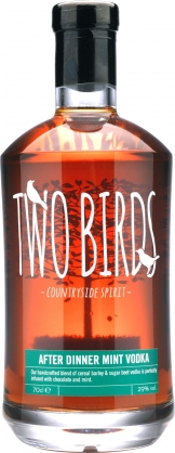 Two Birds - After Dinner Mint And English Vodka (70cl Bottle)