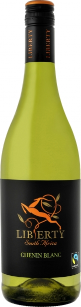 Liberty Fairtrade - Fairtrade Chenin Blanc 2018 (75cl Bottle)