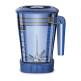 Waring Blue 1.4Ltr Jar for use with Waring Xtreme Hi-Power Blender