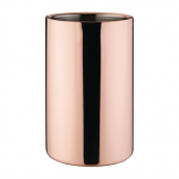 Olympia Copper Plated Wine Cooler