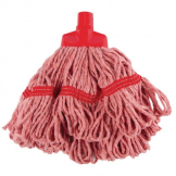 SYR Mini Mop Head Red