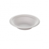 Huhtamaki Compostable Moulded Fibre Chinet Bowls 12oz (Pack of 140)