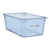 Aravan ABS Food Storage Container Blue GN 1/1 200mm