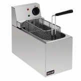 Lincat Single Tank Single Basket Countertop Electric Fryer LSF