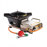 Cinders StreetWok Tabletop Gas Wok Burner LP20