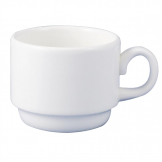 Dudson Classic After Dinner Stackable Cups 130ml