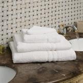 Essentials Capri Hand Towel White (500g)