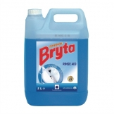 Bryta Warewasher Rinse Aid Concentrate 5Ltr (2 Pack) (Pack of 2)