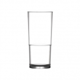 BBP Polycarbonate Hi Ball In2Stax Glasses Pint (Pack of 48)