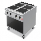 Falcon F900 Four Hotplate Boiling Top on Mobile Stand E9084