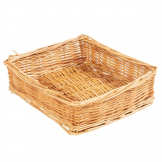 Olympia Willow Square Table Basket