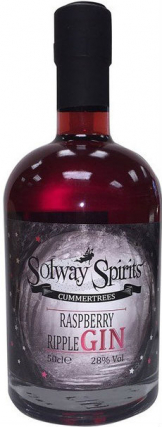 Solway - Raspberry Ripple Gin Liqueur (50cl Bottle)