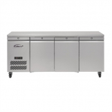 Williams Jade 3 Door 545Ltr Counter Freezer LJC3-SA